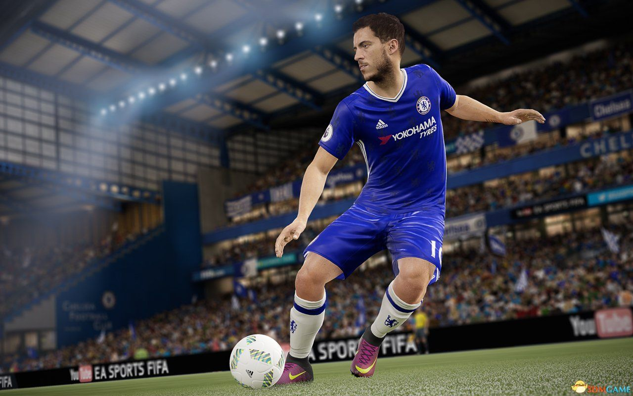 FIFA 17 combination of fancy action techniques Daquan