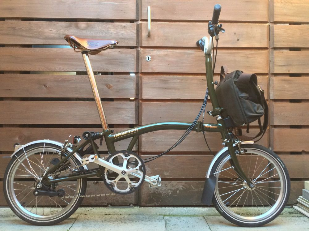 Latest Brompton Bike For Sales Bromptonbike Brompton Brompton