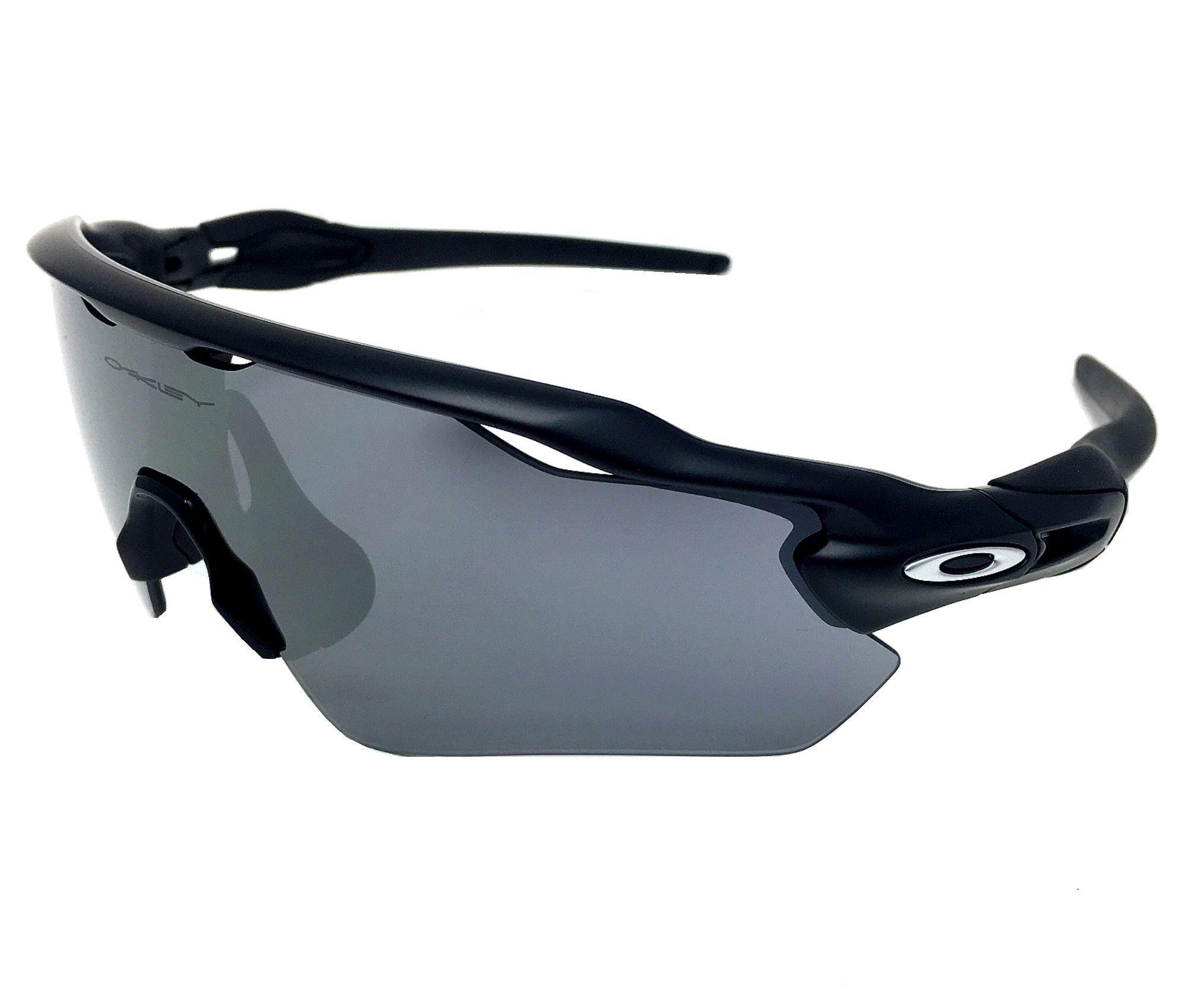 c9fd312826 Oakley Radar Path EV 9208-01 Matte Black/Black Iridium Sunglasses ...