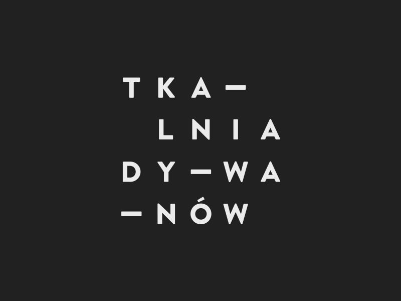 Tkalnia | Website designs, Brand identity and Behance