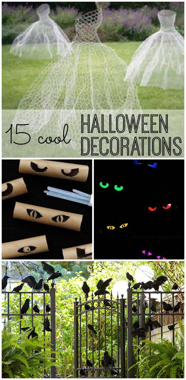 15 cool halloween decorations harry potter soiree et essayer. Black Bedroom Furniture Sets. Home Design Ideas