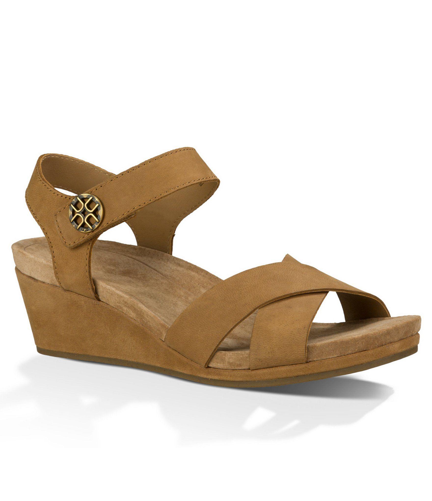 Achetez des sandales de compensées UGG® Veva lors lors de votre votre visite aa56a0f - vendingmatic.info