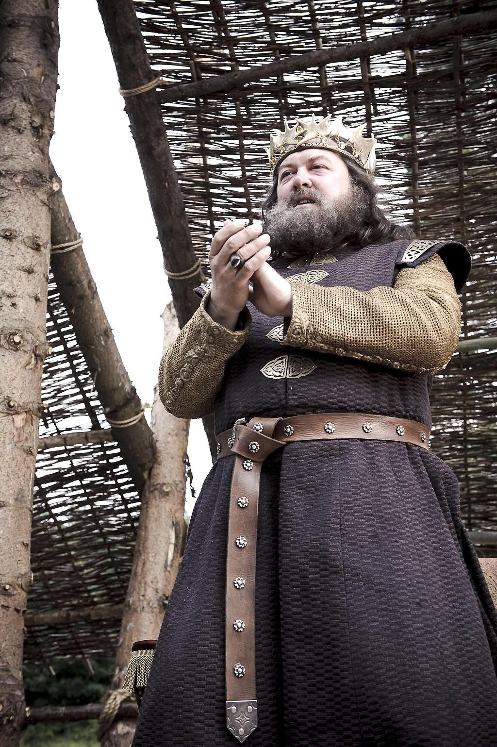 Mark Addy in Game of Thrones
