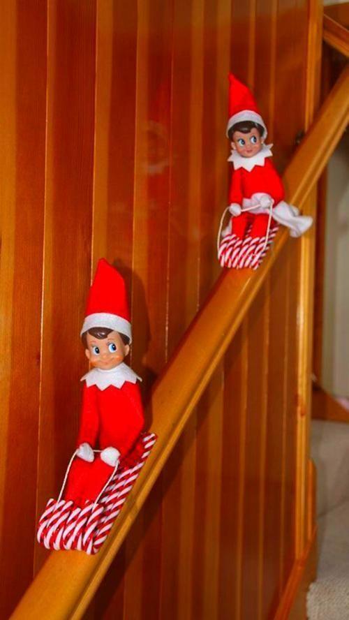 Terrific Pics Elf On The Shelf Ideas Funny Hilarious – Elf On The Self  Tips  ...,  #Elf #Fun... #elfontheshelfideasfunnyhilarious