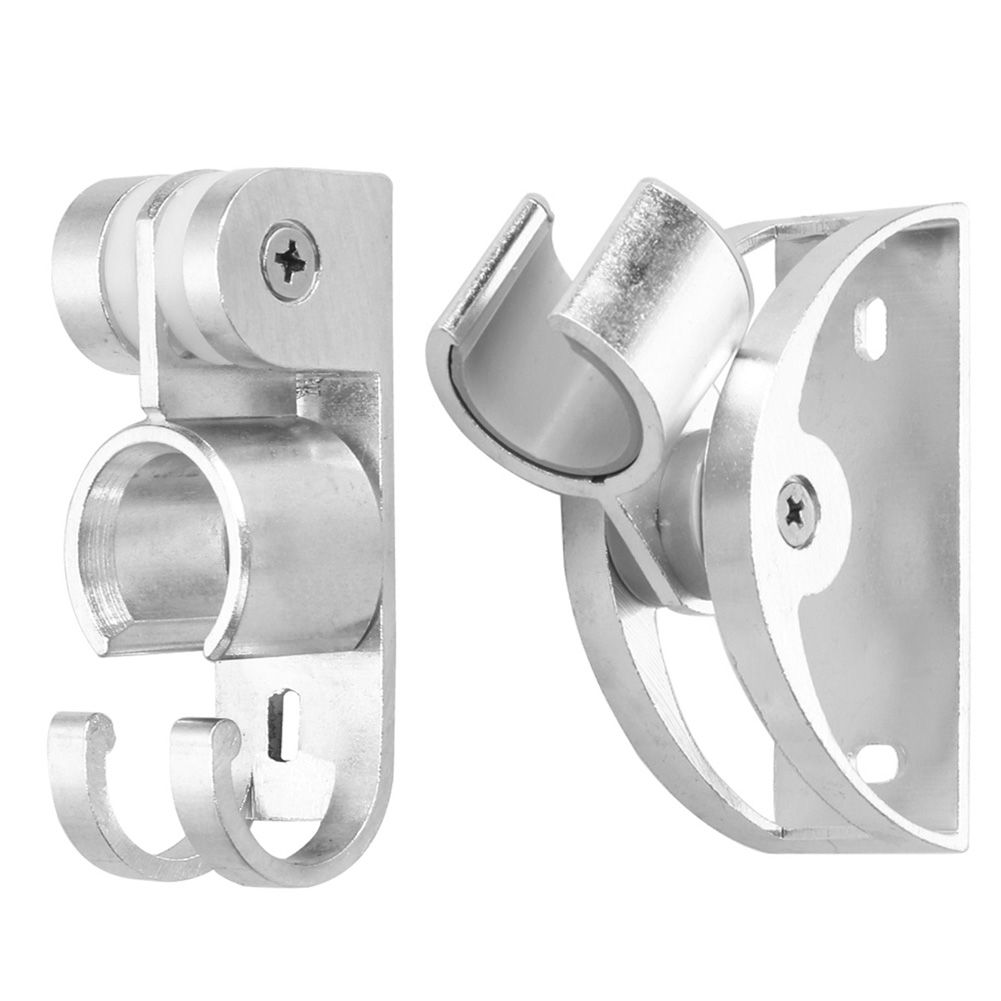 Adjustable Shower Head Holder Wall Mount Shower Head Bathroom ...
