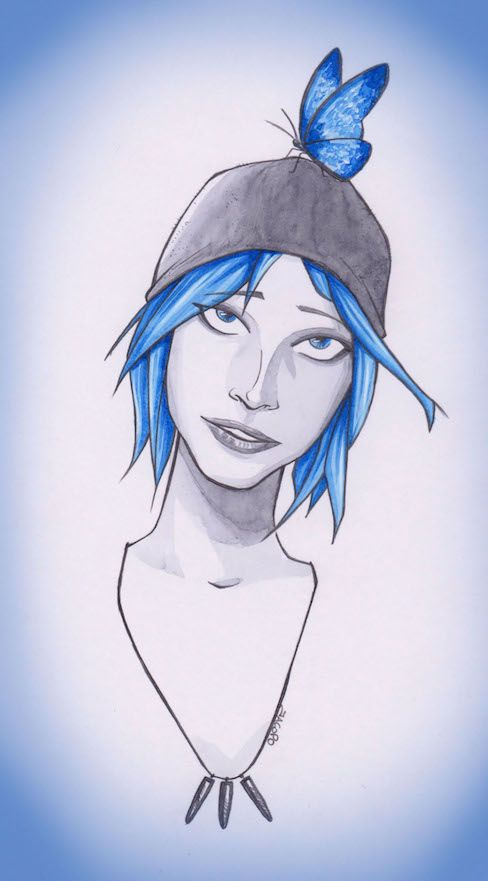 Chloe Price From Life is Strange My DeviantArt profile: http://sentientspore.deviantart.com/gallery/