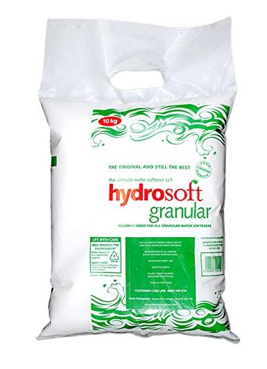 Hydrosoft 10kg Bags Granular Salt Water Softening Salt Dishwasher Food Grade 120 Water Softener Food Grade Salt And Water