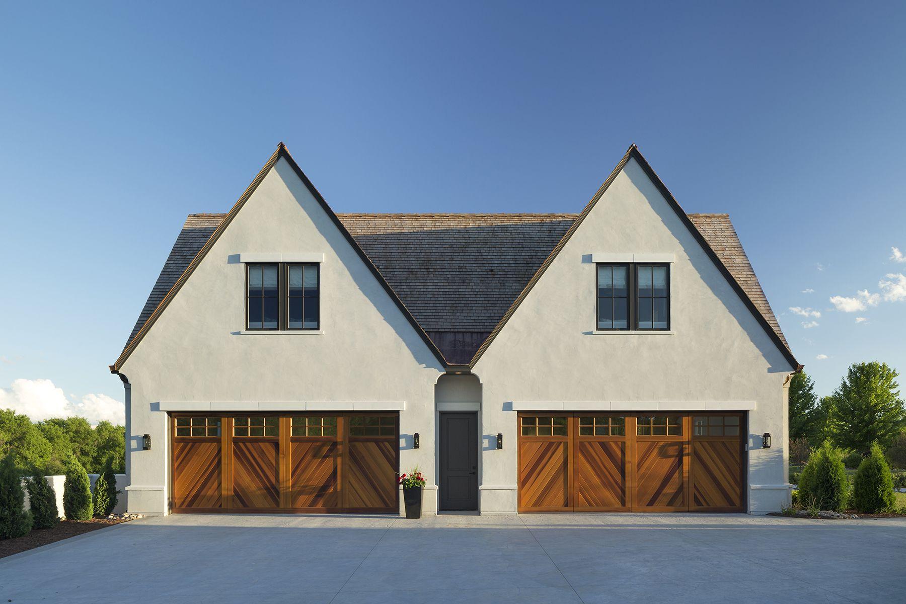 Modern English Tudor By Vivid Interior Design And Hendel Homes