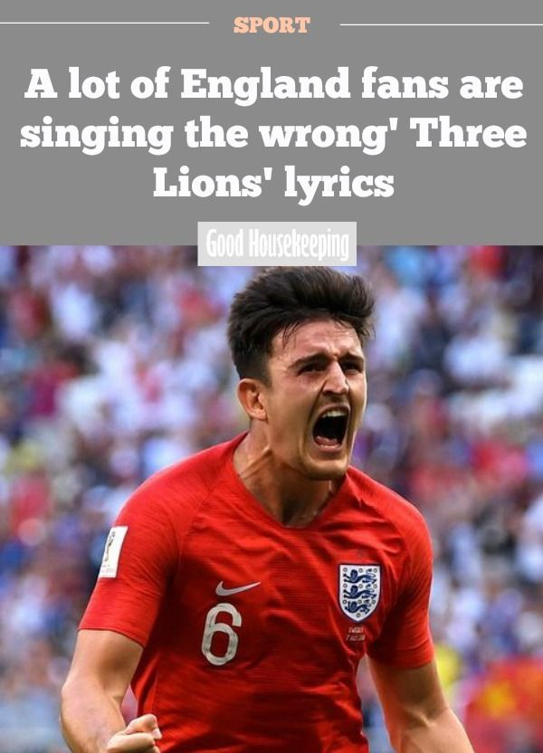 A lot of England fans are singing the wrong  Three Lions  lyrics     A lot of England fans are singing the wrong  Three Lions  lyrics    Pinterest   England fans and Fans