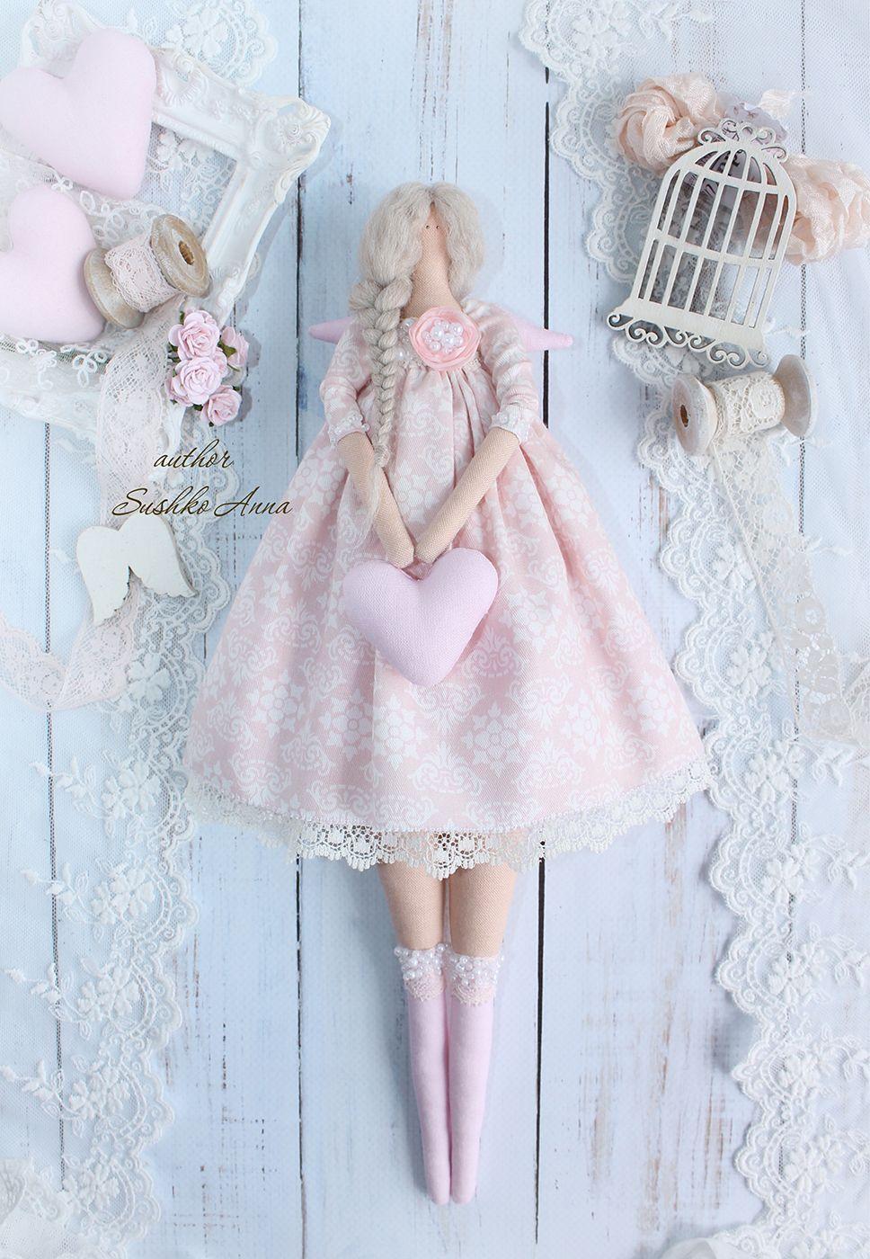 тильда, ангел Тильда, кукла Тильда. Tilda dolls, dolls ...