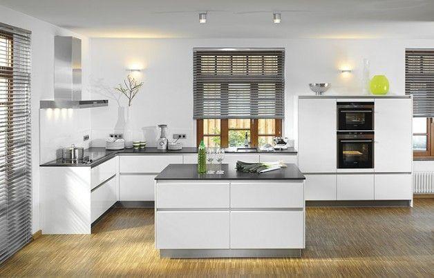 cucina con isola - Cerca con Google  HOME  Pinterest  Cucina, Doors and Li...