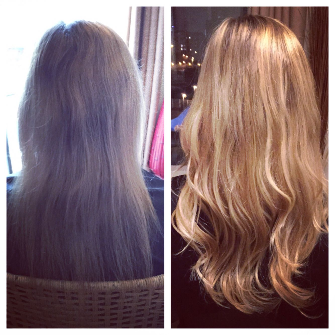 Balmain Hair Extensions 120 Bonds For Length And Thickness Blonde
