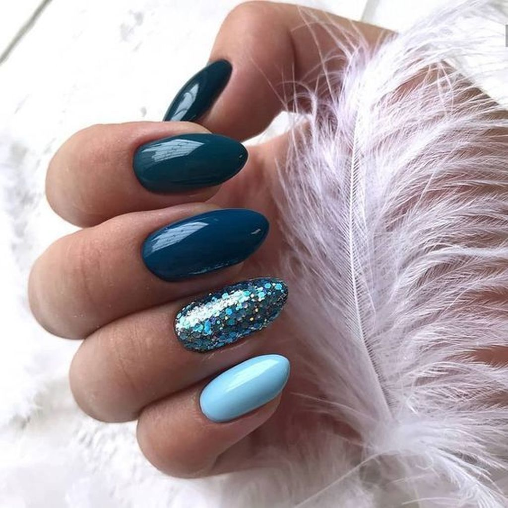 37 Popular Nail Colors Ideas This Fall Winter Nails Winter Nails Popular Nail Colors