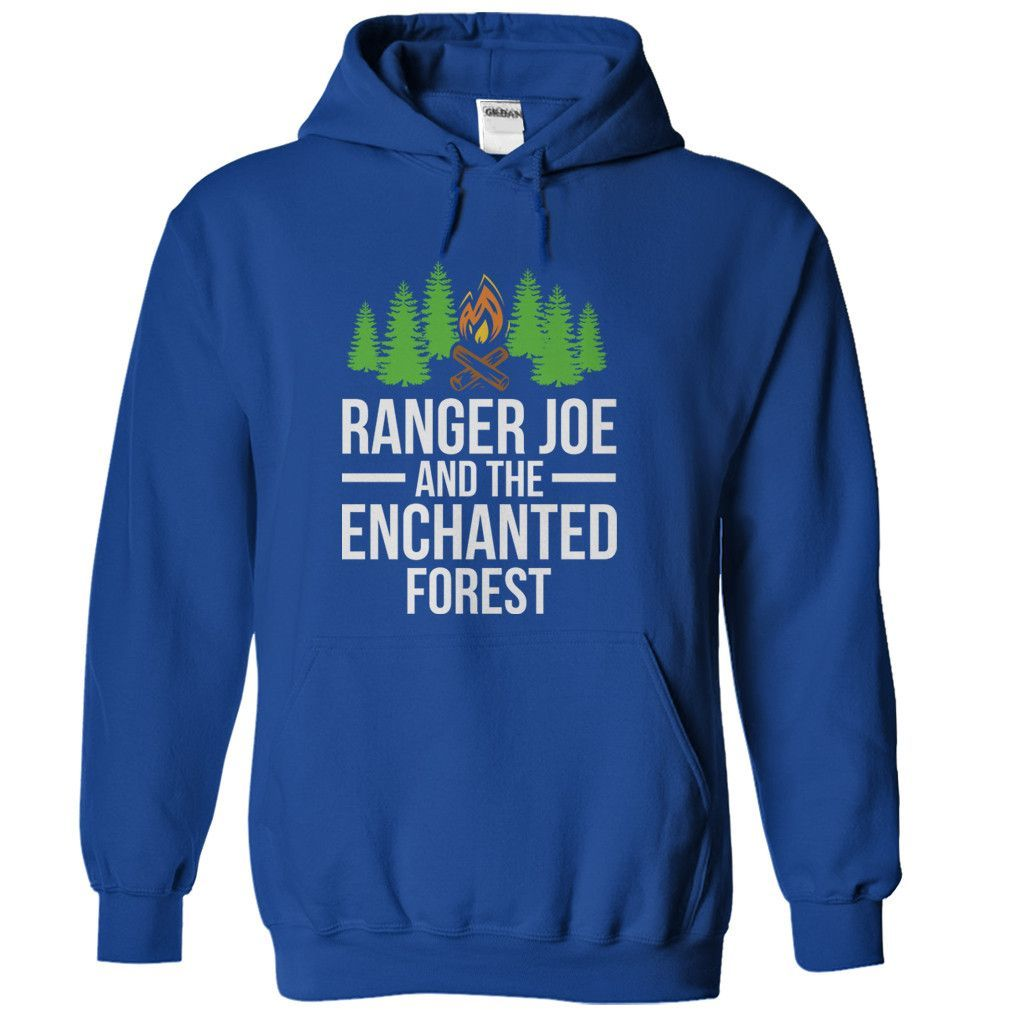 Ranger Joe And The Enchanted Forest
