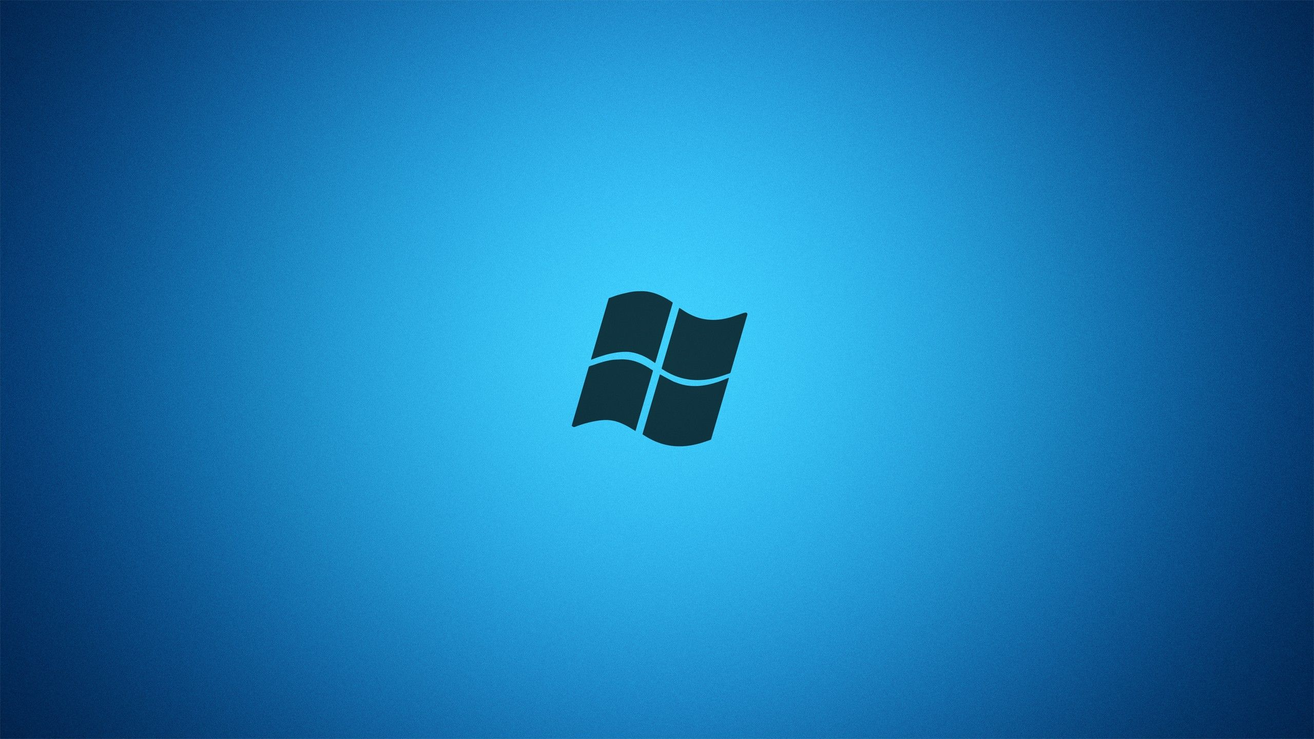 Windows 10 Minimalism Blue Background Yellow Background Windows 8 Microsoft Wind Windows Desktop Wallpaper Windows Wallpaper Windows Vista Wallpaper