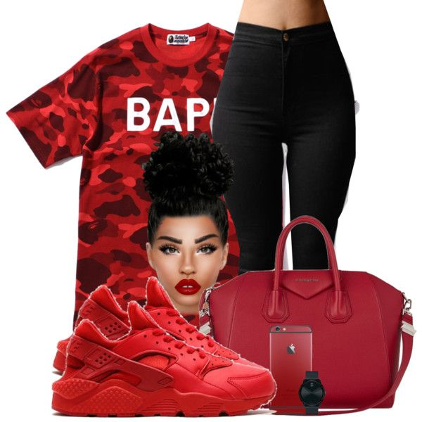 Red bape