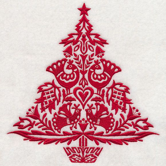 German Folk Art Christmas Machine Embroidery Designs At Embroidery Library Scandinavian Embroidery Machine Embroidery Designs Folk Embroidery