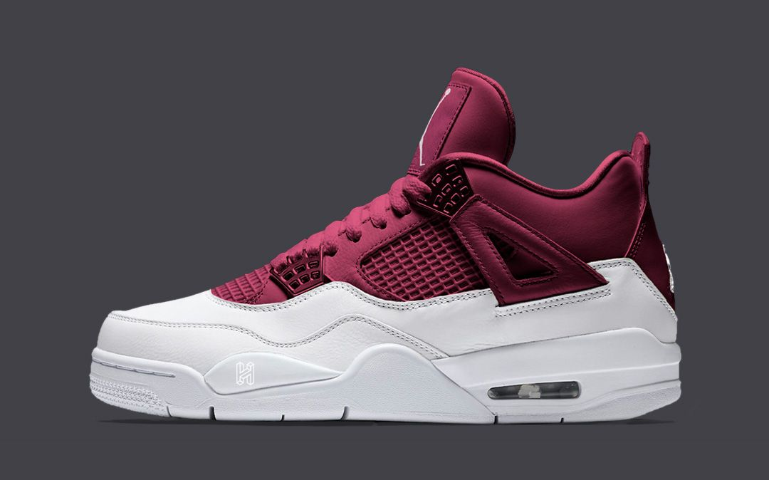 "dc35e5696265 Concept Lab    Air Jordan 4 ""Red Velvet"""