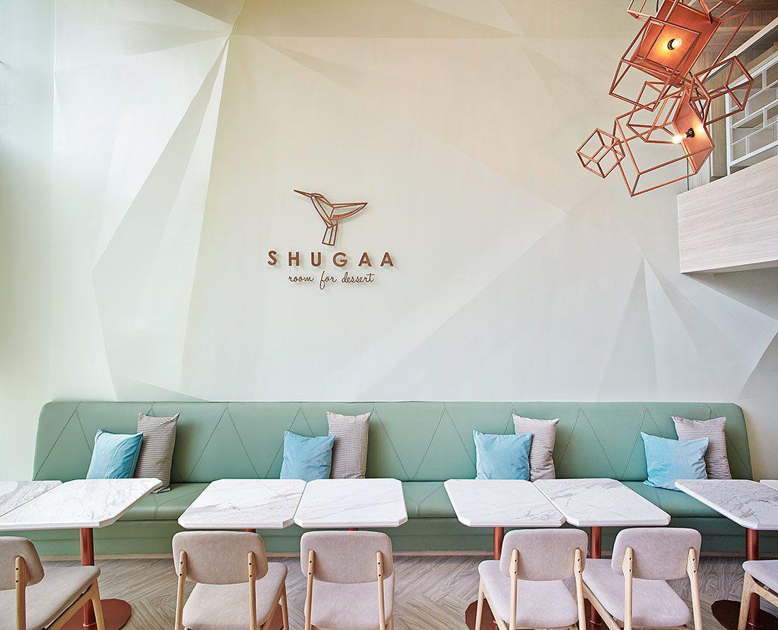 Shugaa, un bar/restaurant pas comme les autres à Bangkok   interiors ...