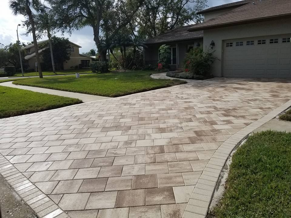 Brick Paver Companies Near Me Paving Company Near Me Brick Paver Driveway Front Walkway Landscaping Pavers Backyard