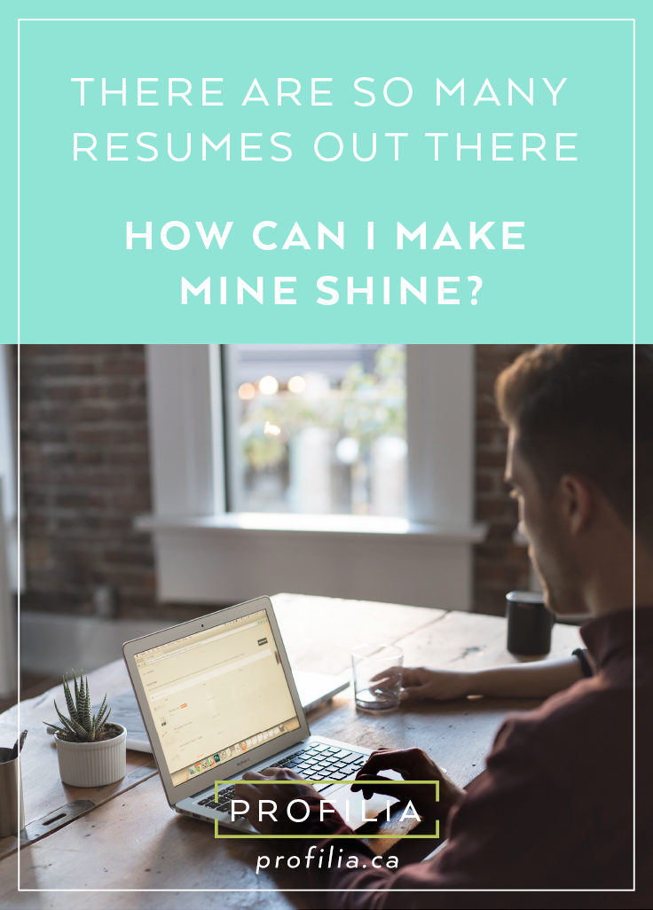 How Can I Make My Resume Shine Use This Marketing Tool Wisely