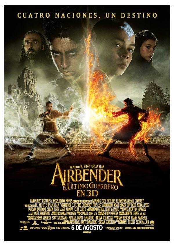 'Airbender, el último guerrero' | The last airbender movie ... The Last Airbender 2 Movie Go Stream
