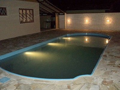 Cascata piscina 40cm pesquisa google albercas for Luminarias para piscinas