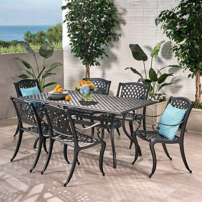 16+ White aluminum patio dining set Tips