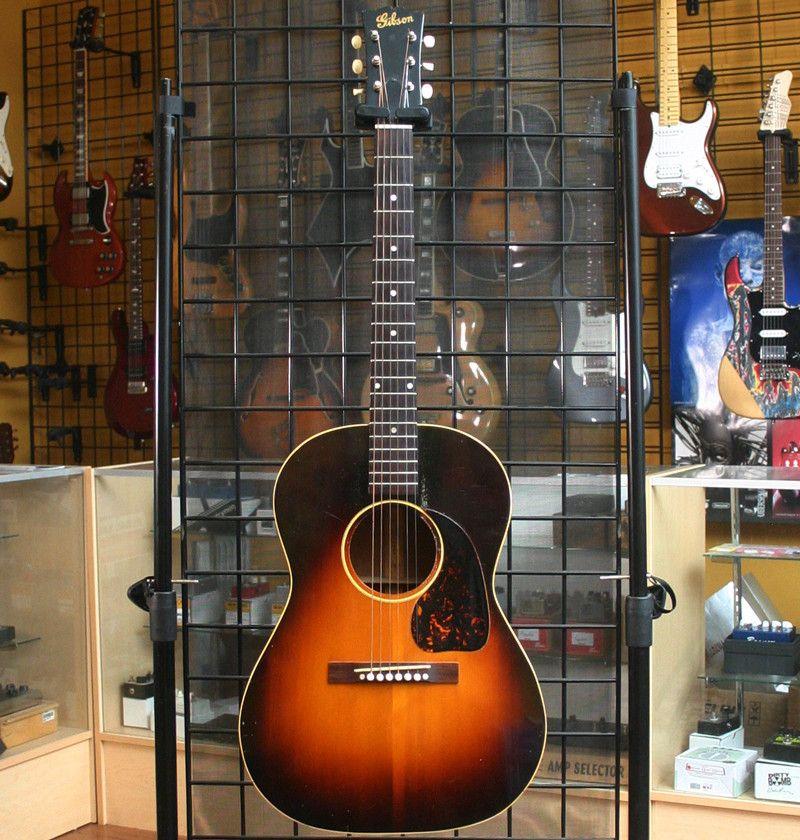 1946 47 Gibson L 2 Sunburst Vintage Guitars Sunburst Guitar