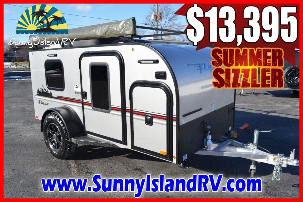 Check Out This 2018 Intech Rv Flyer Pursue Listing In Rockford Il