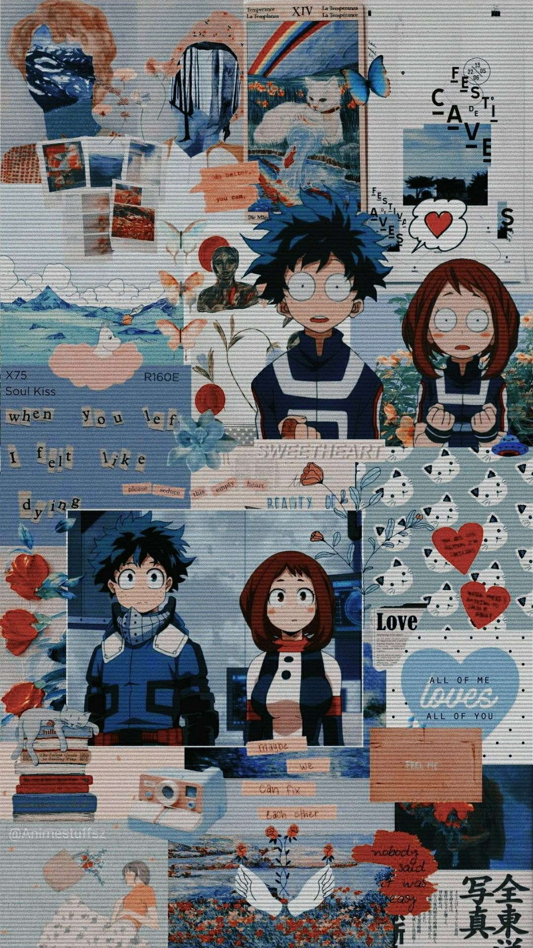 Pinterest Acethethicc Hero Wallpaper Cute Anime Wallpaper