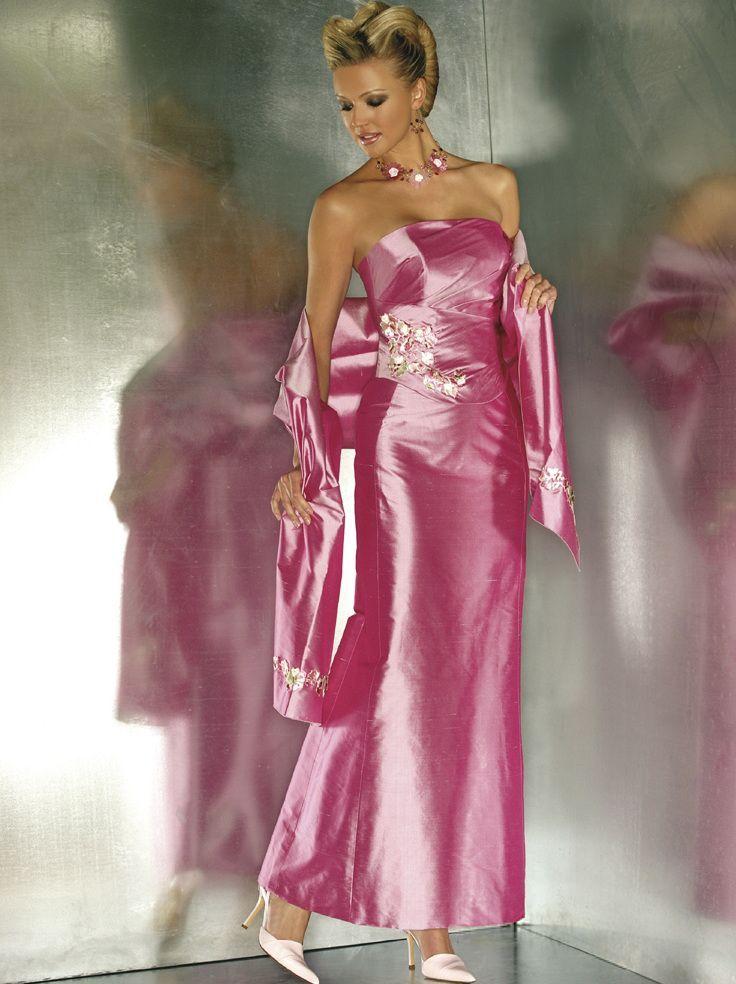 Pin de Alejandro biescas en vestidos de seda | Pinterest | Vestido ...