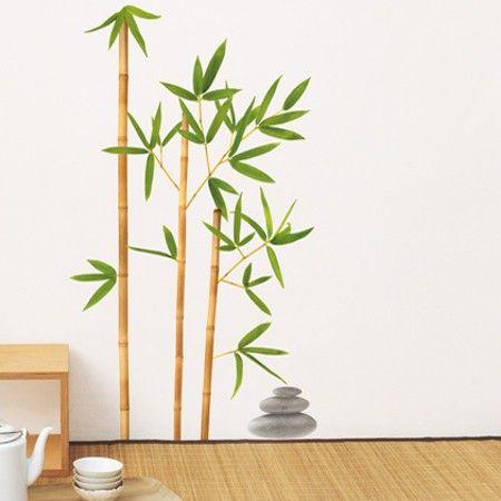 Bamboe muursticker 21.95