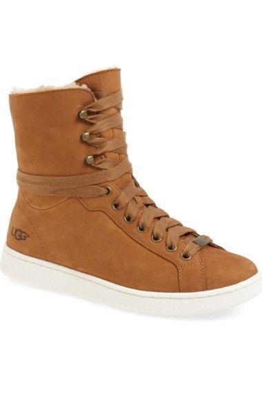 f0f90038929 UGG Starlyn Genuine Shearling Lined Boot. #ugg #shoes # | Ugg ...
