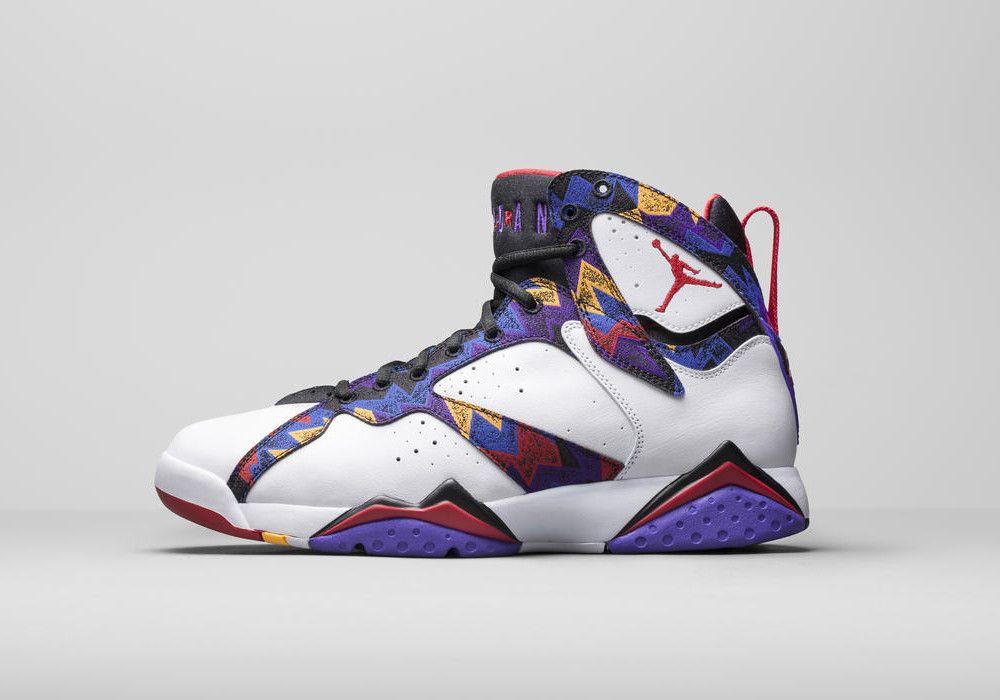 "the latest 75823 bddcd Air Jordan 7 ""Sweater""   Shoes Shot   Air jordans, Jordans ..."