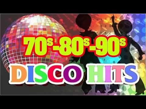 Best Disco Dance Songs of 70 80 90 Legends Golden