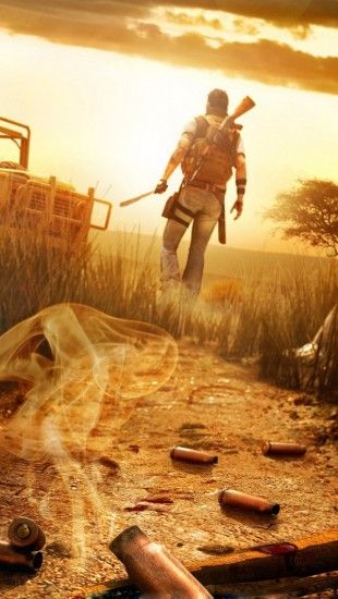 Far Cry 2 The Iphone Wallpapers Far Cry 2 Gaming Wallpapers