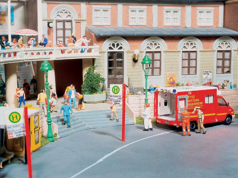 http://www.modelleisenbahn-figuren.com is proud to be a supplier of them with Model Railroad Figures and Scale Model Scenery