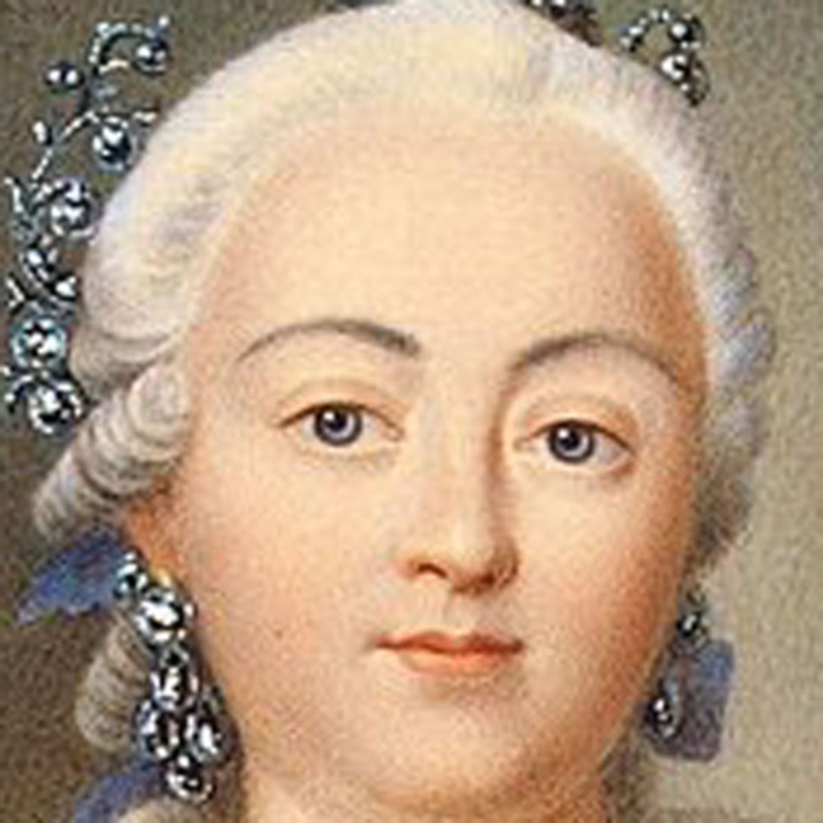 Born To Peter The Great And Catherine I On Dec 29 1709