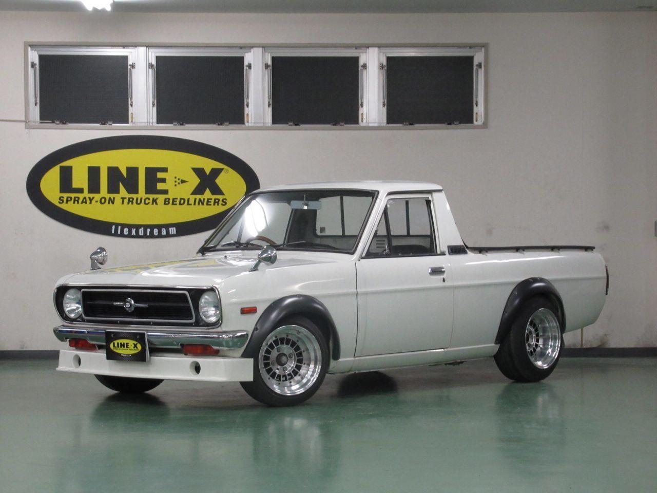 Datsun 1200 bakkie pick up | nissan champ