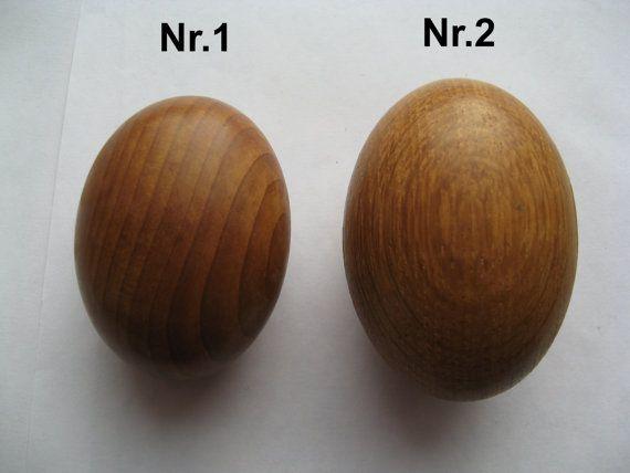 Яйца сделанные из дерева. Ручная работа. от VIRTTARHAR на Etsy