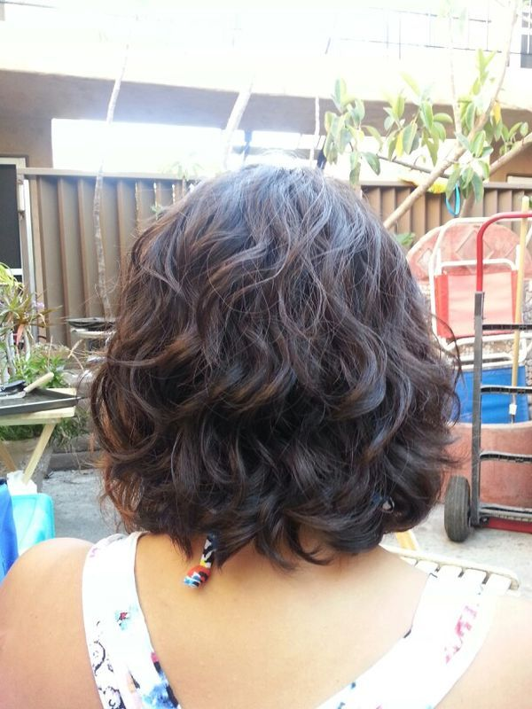 5d4eb8a4d0e5ebaeb47db01f858aea73 Jpg 600 800 Pixels Wave Perm Short Hair Short Permed Hair Permed Hairstyles