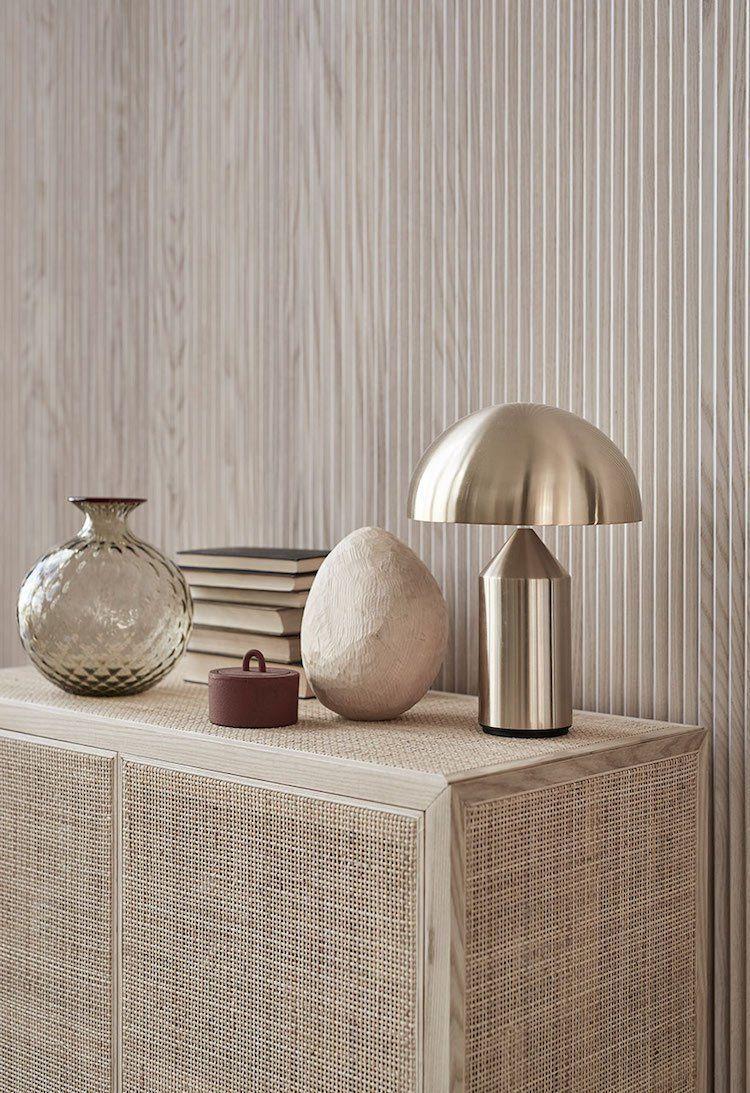 Lampe A Poser Design Atollo Un Classique Reconnaissable Qui