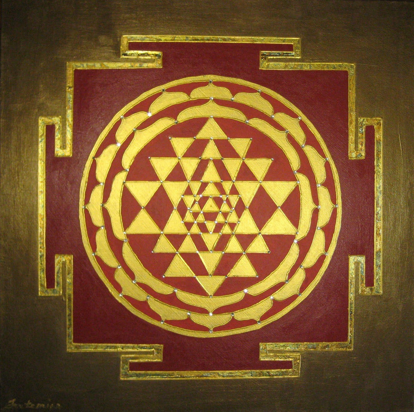 The Tantric Symbol of Cosmic Unity Yantra