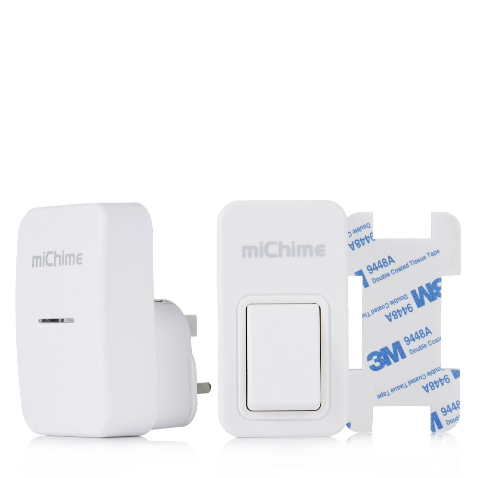 ERA miChime Batteryless Wireless Doorbell Chime &