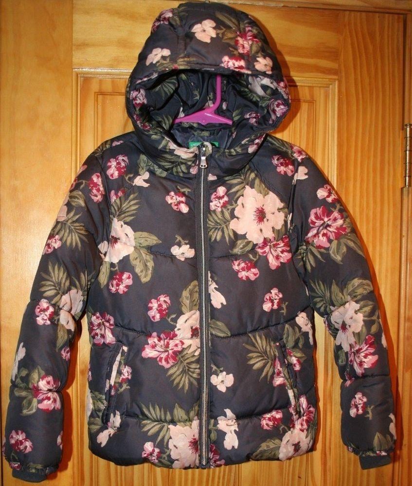 488da3093738 United Colors of Benetton 6-7 Girls Jacket Child  fashion  clothing ...
