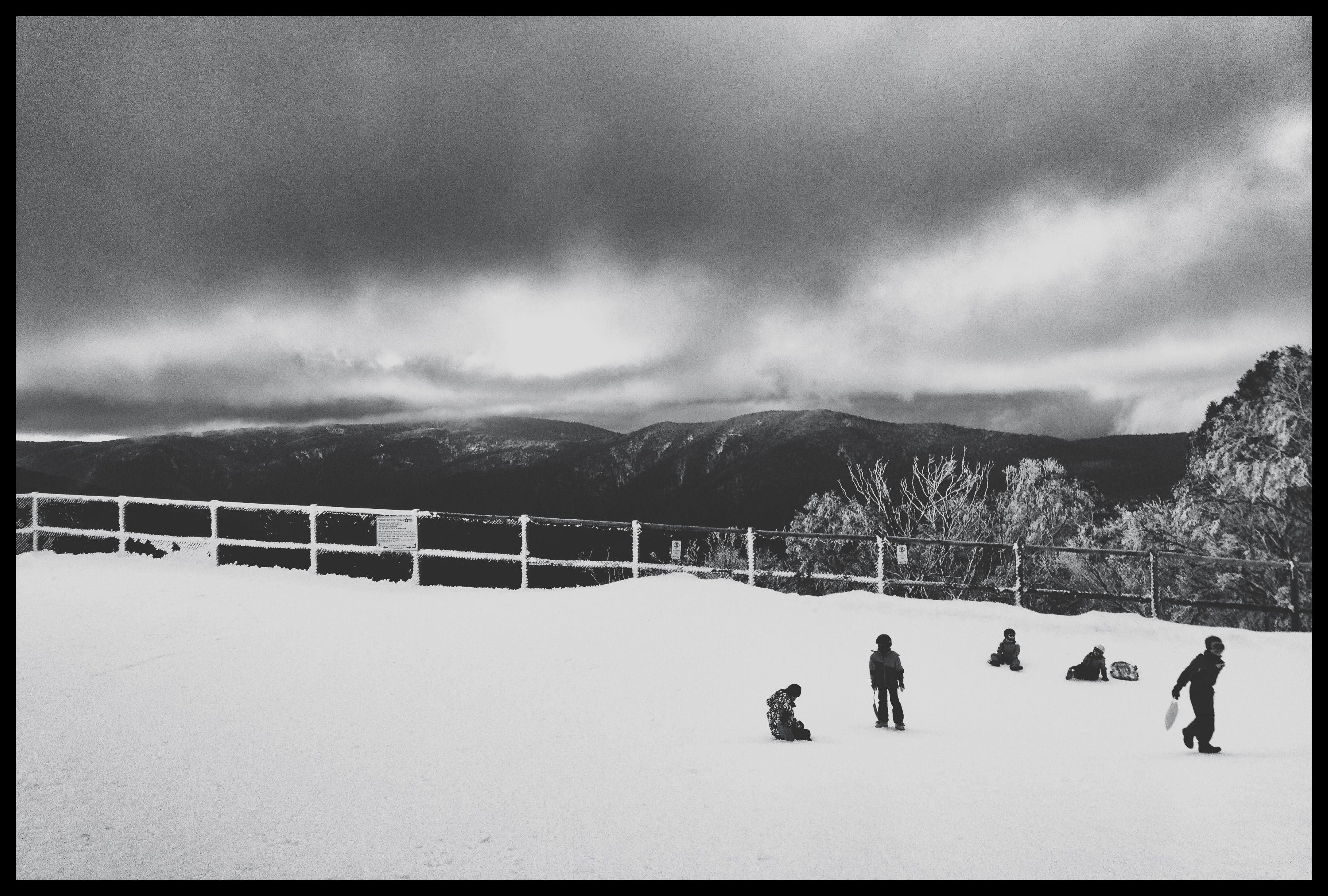 Mount Buller, Australia From My Vision In This Moment