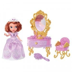 Sofia The First Sofia And The Royal Vanity From Mattel Sofia The First Disney Princess Sofia Disney