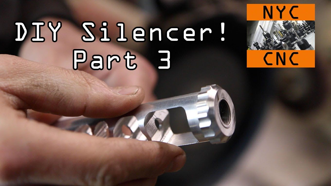 Diy silencer machining a monocore on the tormach with sprutcam diy silencer machining a monocore on the tormach with sprutcam offline programming in sprutcam for milling the monocore on the tormach pcnc 1100 and a slew fandeluxe Images
