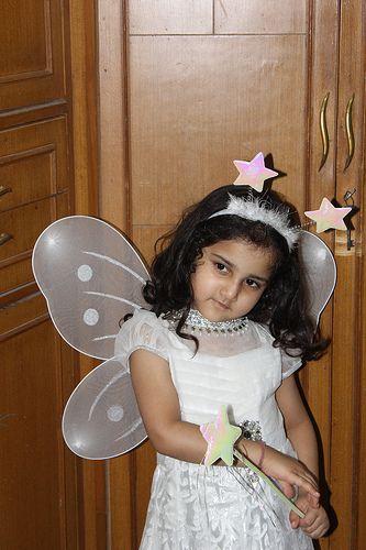 Marziya Shakir 4 Year Old